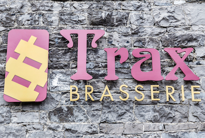 Trax Brasserie, Naas